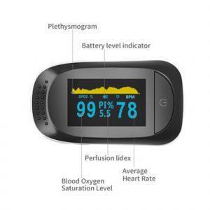 MDK, Pulse Oximeter